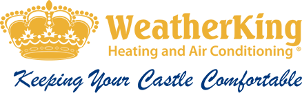 Weatherking Heating & Air Conditioning Logo